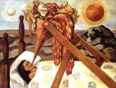 Sin esperanza (Frida Kahlo, 1945)
