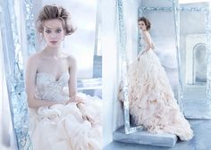 Bridal Gowns, Wedding Dresses by Lazaro - Style LZ3450