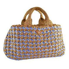 prada shoulder bag price - Trabajos con rafia on Pinterest | Crochet Summer Hats, Crochet and ...