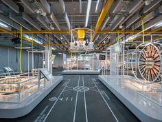 Google Web Lab · Science Museum · London · Universal Design Studio · Photo © Lee Maudsley