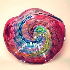 Spiral plate.