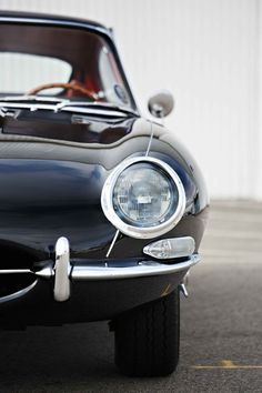 1964 Jaguar E-Type Fixed Head Coupe