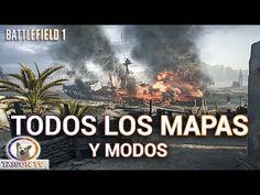 Battlefield 1 Anunciados Todos los Mapas y Modos de juego