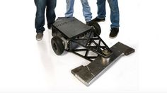 Watch BattleBots' Tombstone Shred Another BattleBot Within 30 Seconds