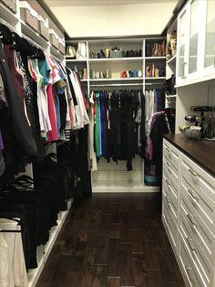 Her Master Walk in Closet