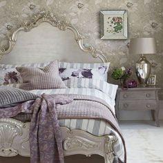 Delicate Home Decor Ideas With Lavender