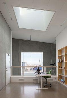 Soil Centre Copenhagen by Christensen and Co | Home office