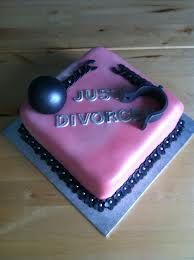 divorce cake - Google Search