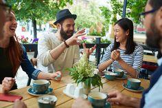 5 manieren om een leuk gesprek te starten tijdens het netwerken