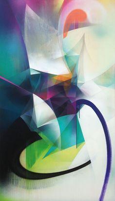 RAPHAEL BORER AND LUKAS OBERER - HOLY - ARTSTÜBLI  http://www.widewalls.ch/artwork/raphael-borer-and-lukas-oberer/holy/ #painting