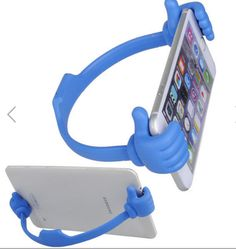 (Random Color) Silicone Thumb OK Design Stand Holder For Mobile Phone Tablets / . cute design allows you to place your phone at a comfortable viewing angle . Ok Design, Samsung Note 3, Phone Stand, Cute Designs, Iphone 5s, Computer Accessories, Stuff To Buy, Color, Random