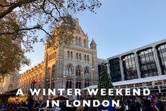 A Winter Weekend in