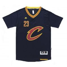Mens Cleveland Cavaliers LeBron James Number 23 New Jersey Black http   www. be9d17091