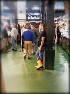 have a break @ el mercado Jerez de la Frontera