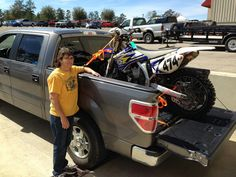 Thanks to Teresa Dinwittle and Cody Spradley from Laurel MS for the purchase of a 2009 Yamaha YZ450F. Hattiesburg Cycles appreciates your business!