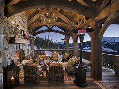 Rooftop Decks | Outdoor Spaces - Patio Ideas, Decks & Gardens | HGTV