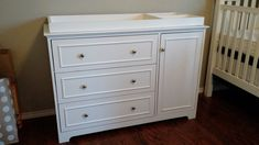 78+ White Changing Table Dresser Combo - Photos Of Bedrooms Interior Design Check more at http://grobyk.com/white-changing-table-dresser-combo/