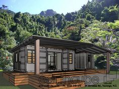 SHIPPING-CONTAINER-HOME-COM Follow for plans to build.
