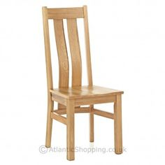Our Westfield Wooden Chair is ideal for the rustic kitchen or country cottage look.