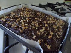 Chocolate Zucchini Cake (Gluten Free/ Dairy Free)
