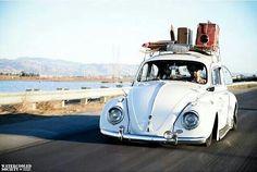 vw fusca Bug