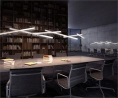 HALO LINEAL from Vibia
