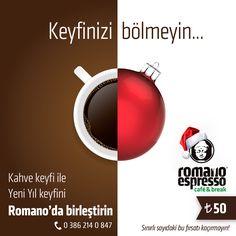 Romano Espresso'nun yeni yıl organizasyonu için tasarladığım sosyal medya spotu.