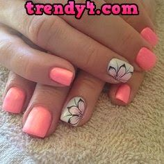 Fall Nail Designs 2014 Autumn Nail Art 2014