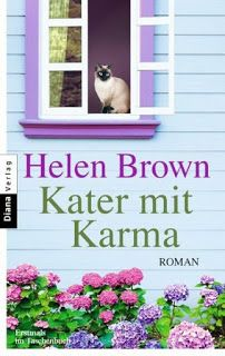Book Loft - Two for books: Helen Brown - Kater mit Karma