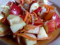 Apple Somtam