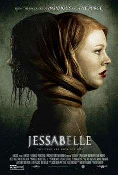 From the mastermind producer of Paranormal Activity and Insidious comes the ghostly tale of Jessabelle. Returning to her childhood home in Louisiana to recuperate from a horrific car accident, Jessabelle (Sarah Snook of Sleeping Beauty) comes face to face with a long-tormented spirit that has been seeking her return—and has no intention of letting her escape.