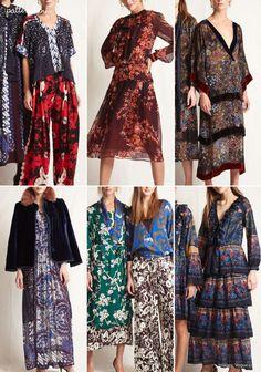 Warm - Fall 2017 - RTW - New York Fashion Week - Print & Pattern Highlight   Patternbank