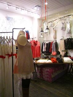 Small Boutique Interior Design Ideas | number of handmade and indie ...
