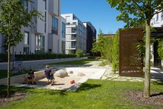 Living at the Marthashof, Berlin / Levin Monsigny Landschaftsarchitekten