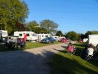 Hales Hall Camping and Caravan Park, Cheadle, Stoke on Trent, Staffordshire. Camping Holiday in England. Treat yourself - Adventure - Travel - UK