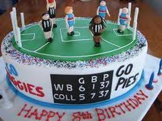Image result for afl awesome cakes