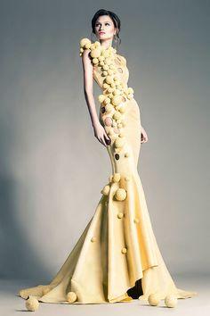 Jean Louis Sabaji - Haute couture - Printemps-été 2013