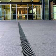 Allproof Polymer Concrete channel with wedge wire grate provides excellent drainage capacity with a heelproof grate and a high slip resistance rating. Perfect for areas with high foot traffic. Installed outside the entrance to Novotel in Melbourne's South Wharf. . Allproof.com.au . #melbournearchitecture #melbournebuilder #melbourneinteriordesign #melbourneplumber #melbournebathroom #melbourne #austalianarchitecture #architecture #architecturephotography #architecturemelbourne… Melbourne Architecture, Drain Cover, Entrance, Wedge, Concrete, Channel, Interior Design, Instagram, Products