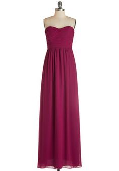 This Sway to the Party Dress in Berry