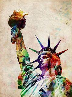 Statue of Liberty (Michael Tompsett)