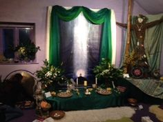 Sacred Legal Marriages in Glastonbury Goddess Temple Temple Wedding, Pretty Room, Shamanism, Altar, Witchcraft, Marriage, Rooms, Inspiration, Beautiful