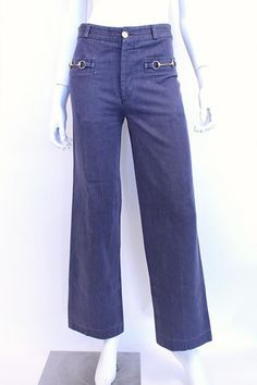 Rare Vintage 70's GUCCI Denim at Rice and Beans Vintage