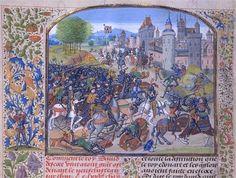 Sir John Neville, Battle at Neville's Cross, 1346