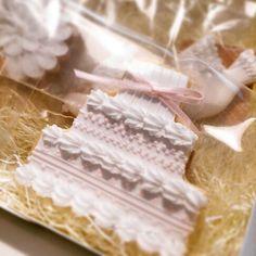 アイシングクッキー ウェディングケーキ Icing cookie for wedding  Wedding cake