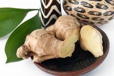 Invigorating Ginger and Lime Body Scrub