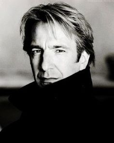 Crushed at the breaking news. To the man who's been my screen saver for over 10 years much love and rest in peace #alanrickman by thecancerstyleguide
