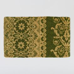 Jali Doormat, Fern  World Market