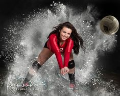 Volleyball Tryouts, Volleyball Poses, Volleyball Senior Pictures, Female Volleyball Players, Girl Senior Pictures, Women Volleyball, Senior Sports Photography, Volleyball Photography, Photography Poses