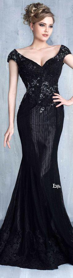 ~ Tony Chaaya S/S 2016 Couture ~ | Laya | facebook.com