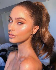 Makeup Goals, Makeup Inspo, Makeup Art, Makeup Inspiration, Makeup Tips, All Things Beauty, Beauty Make Up, Hair Beauty, Glowy Makeup